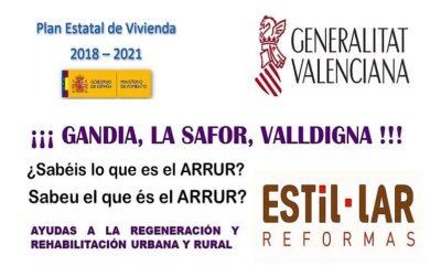ARRUR: Ayudas para Regeneración y Renovación Urbana y Rural