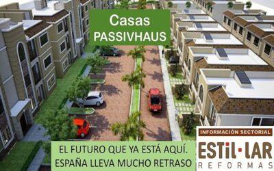 EDIFICACIÓN PASSIVHAUS. Una meta para la que España lleva retraso